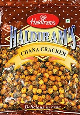 Haldiram's Chana Cracker 200g