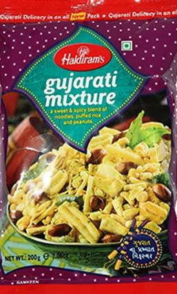 Haldiram Gujrati Mixture 200g