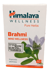 Himalaya Brahmi Mind Wellness 60 Tablets
