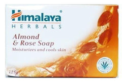 Himalaya Almond & Rose Bath Soap bar
