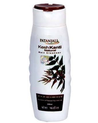 Patanjali Kesh Kranti Natural Hair Cleaner Shampoo 200ml