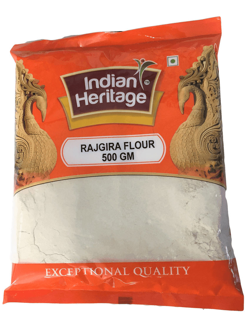 Indian Heritage Rajgira Flour 500g