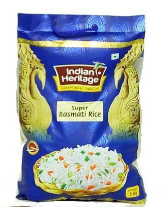 Indian Heritage Super Basmati Rice 5kg