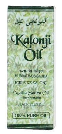 Kalonji Black Seed Oil 100ml