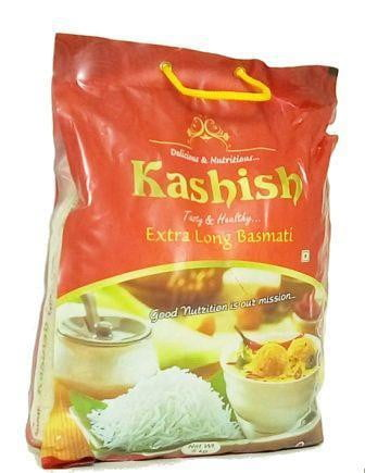 Kashish Extra Long Basmati Rice 5kg