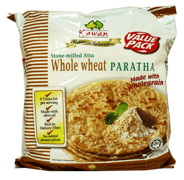 Kawan Whole Wheat Paratha Value Pack