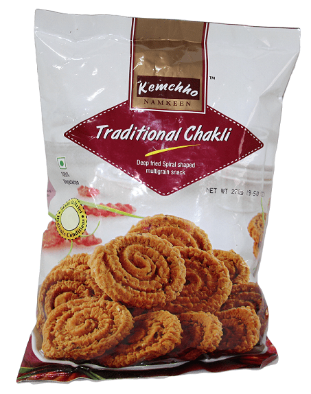 Kemchho Traditional Chakli 270g