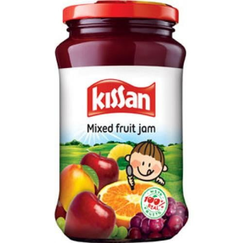 Kissan Mixed Fruit Jam 500g