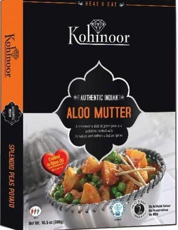 Kohinoor Aloo Mutter 300g