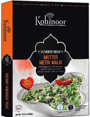 Kohinoor Mutter Methi Malai 300g