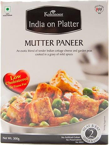 Kohinoor Mutter Paneer 300g