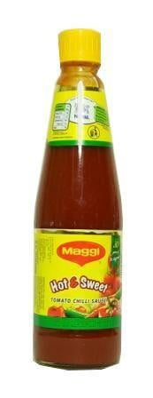 Maggi Hot & Sweet Tomato Chilli Sauce 500g