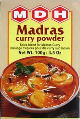 MDH Madras Curry Powder 100g
