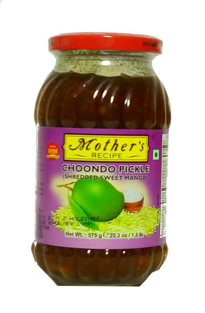 Mothers Recipe Gujarati Choondo 500g
