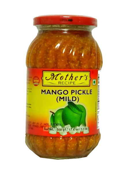 Mothers Recipe Mango Pickle Mild 500g