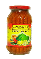 Mothers Recipe Mixed Pickle 500g