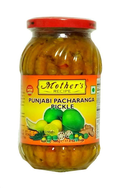 Mothers Recipe Punjabi Pacharanga 500g