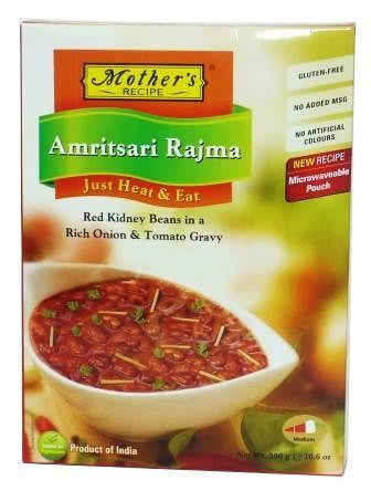 Mothers Recipe (Heat & Eat) Amritsari Rajma 300g