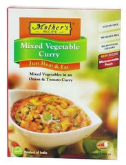Mothers Recipe Mixed Vegetable Curry 300g