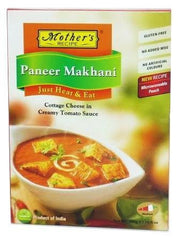 Mothers Recipe (Heat & Eat) Paneer Makhani 300g