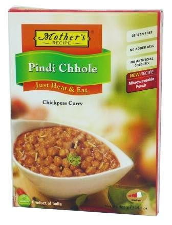 Mothers Recipe (Heat & Eat) Pindi Chole 300g
