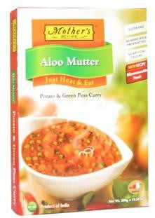 Mothers Recipe Aloo Mutter 300g