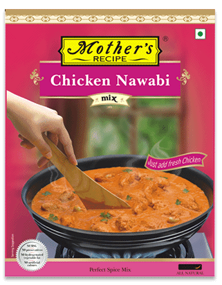 Mothers Recipe Chicken Nawabi (Spice Mix) 100g