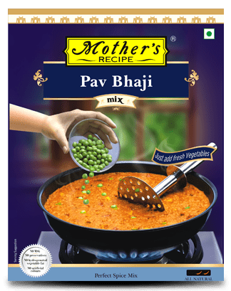 Mothers Recipe Pav Bhaji (Spice Mix) 100g