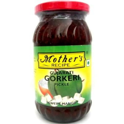 Mothers Recipe Gujarati Gorkeri Pickle 500g