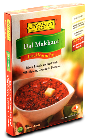 Mothers Recipe (Heat & Eat) Dal Makhani 300g