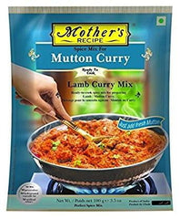 Mother's Recipe Lamb / Mutton Curry Mix 100g