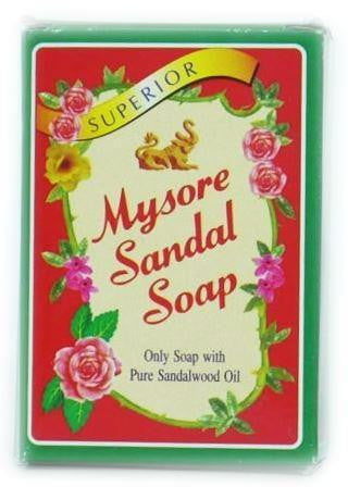 Mysore Sandal  Bath Soap Bar 75g