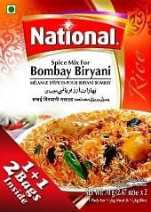 National Bombay Biryani 70g