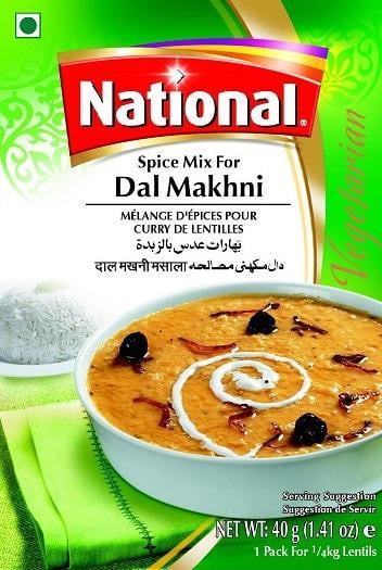 National Dal Makhni 40g