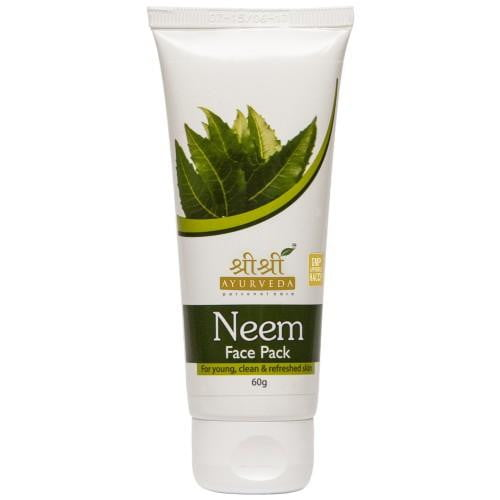 Sri Sri Neem Face Pack 60gm