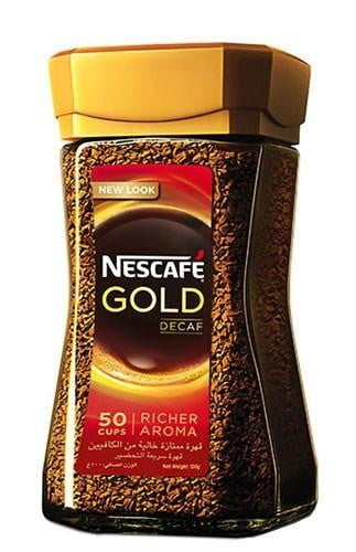 Nescafe Gold Decaf Coffee 100g