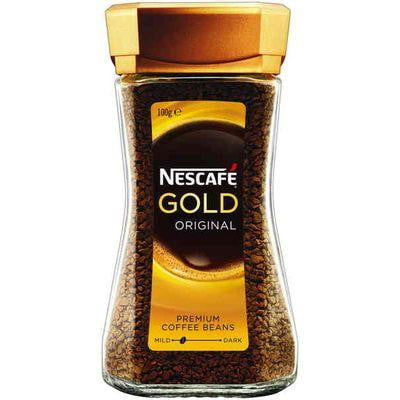 Nescafe Gold Original Coffee 100g