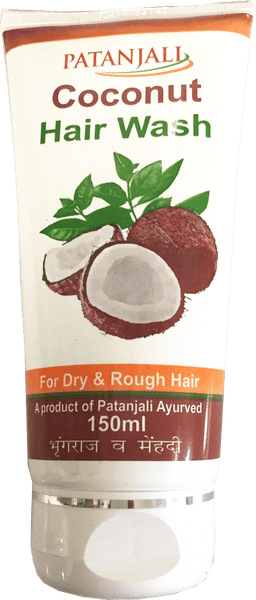 Patanjali Coconut Hair Wash 150ml