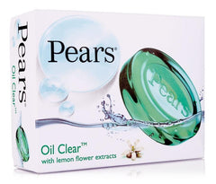 Pears Oil-Clear Soap 125g