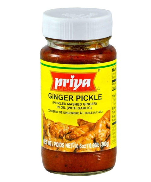 Priya Ginger Pickle 300g