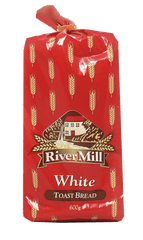 RiverMill White Toast Bread 600g