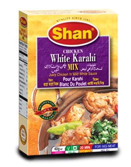 Shan Chicken white Karahi Mix 50g