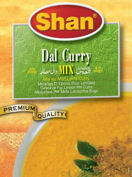 Shan Dal Curry 50g