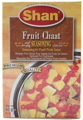 Shan Fruit Chaat Seasoning 60g