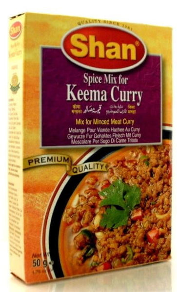 Shan Keema Curry 50g