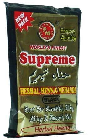 Supreme Herbal Henna Mehandi 150g