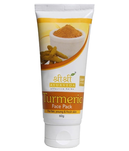 Sri Sri Turmeric Face Pack 60gm