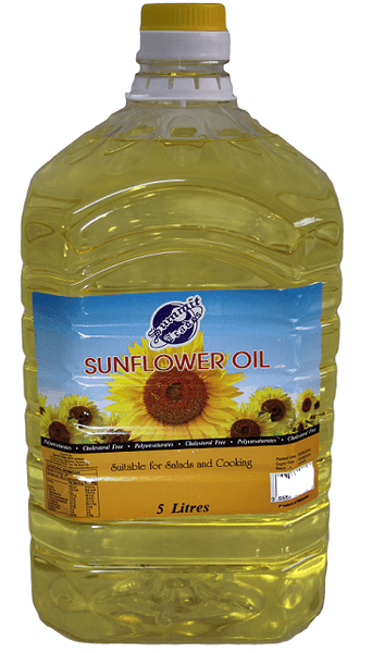 Summit Sunflower Oil 5L