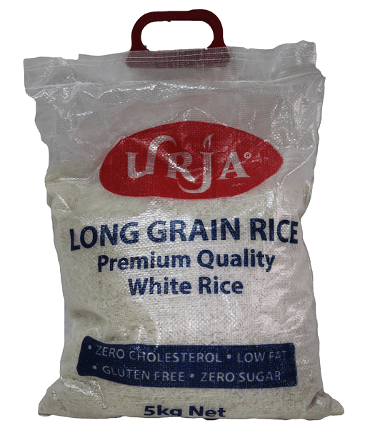 Urja Long Grain Rice 5kg