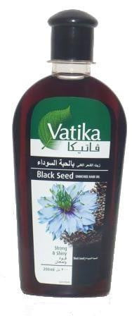 Dabur Vatika Black Seed Enriched Hair Oil 200ml